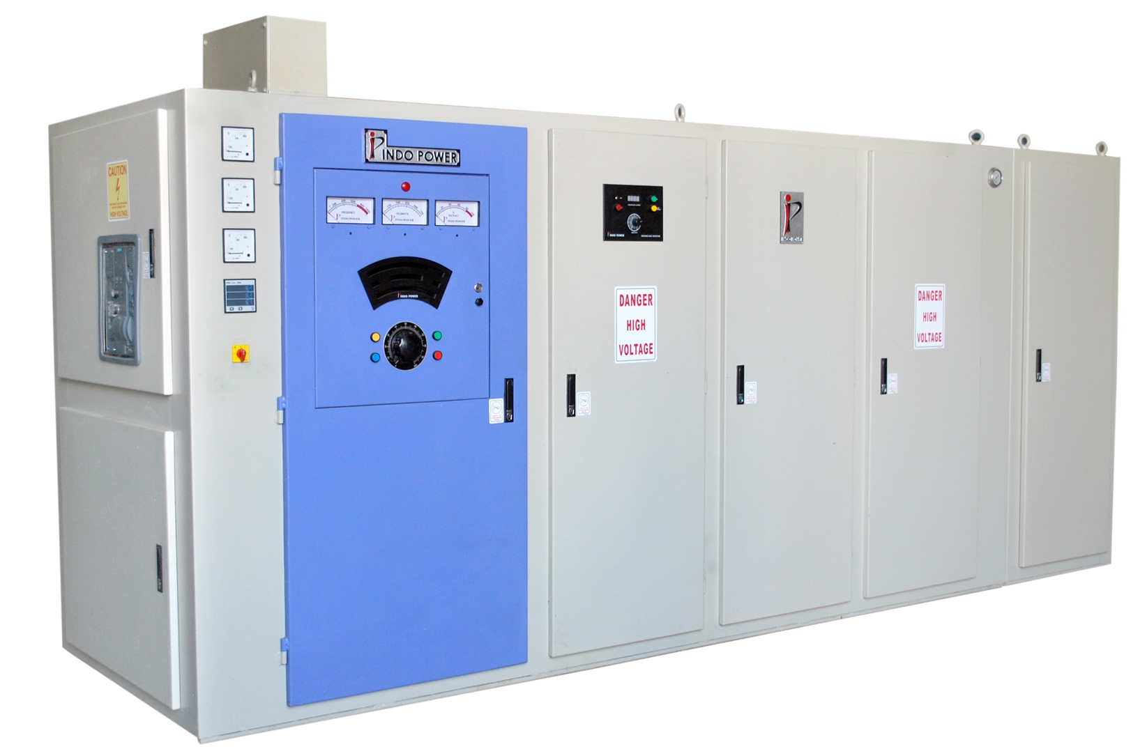 Induction Melting Furnaces Furnace Circuit That Are Available With Plc And Digital Controlled Control Panel Which Easily Identifies The Solution As Per Customer Choice